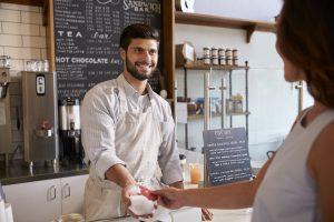 NFC Kundenkarten System mit Bonusprogramm für den Einzelhandel