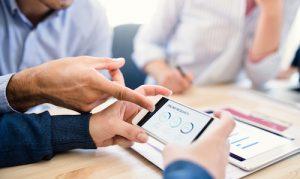 Online Kundendatenverwaltung