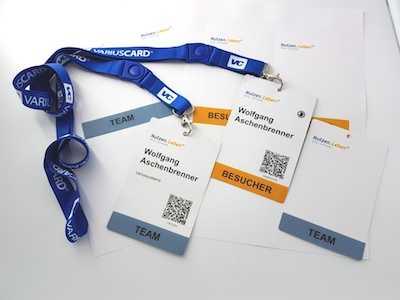 Akkreditierung Software und Ausweisdruck von VariusSystems