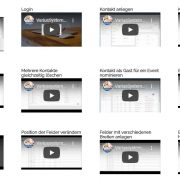 Vorschau Tutorial Videos