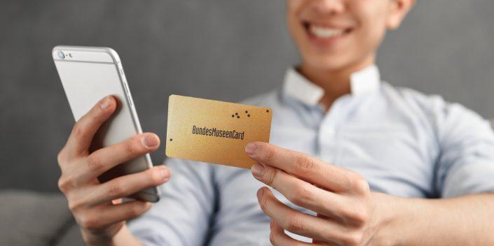 Jahreskartenverwaltung live und online - Bundesmuseencard
