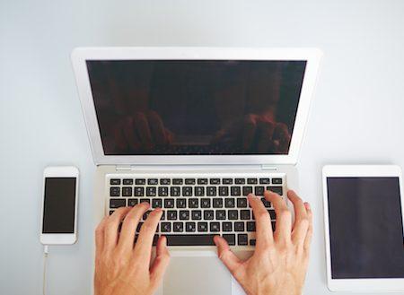 Online Verwaltung von jedem NFC-fähigen Endgerät aus, via Smartphone, Smartwatch, Tablet oder Desktop - VariusSystems