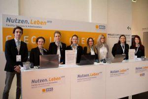 Messe Checkin BBG Nutzenleben 2019 - VariusSystems