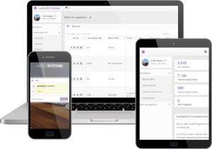 Kundenverwaltung Mobil und Responsive über Smartphone, Tablet oder PC - VariusSystems