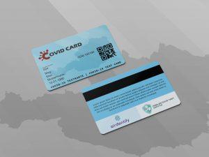 Covid Card